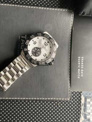 Tag Heuer Grande- Date Quartz Watch for Sale in Chester, PA