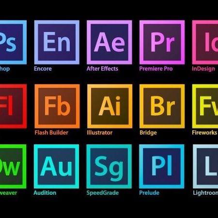 Adobe full Suite For mac 2020