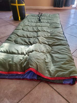 Brand new Sleeping bag camping for Sale in Corona, CA