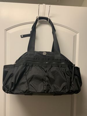 Lululemon Duffle Bag for Sale in Cupertino, CA
