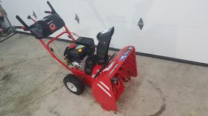 Troy-Bilt snowblower with electric start. And overhead valve engine. for Sale in Washington, PA