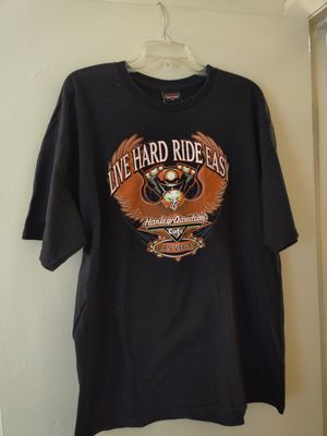 Harley Davidson Las Vegas T-shirt for Sale in Richmond, VA