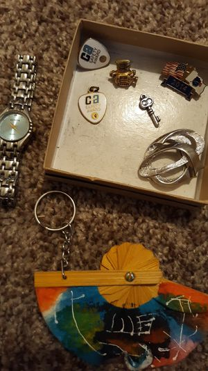 Watch ,pendants, keychain for Sale in Moreno Valley, CA