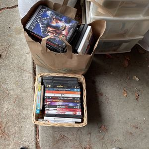 Free DVDs for Sale in Concord, CA