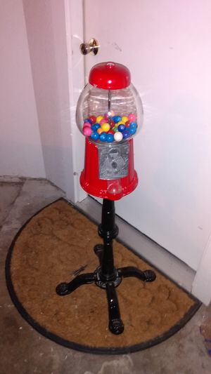 Gumball machine for Sale in Fort Worth, TX