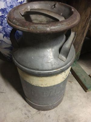 Medium Sized Milk Jug! for Sale in Manteca, CA
