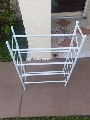 Adjustable Shoe Rack for Sale in Boca Raton, FL