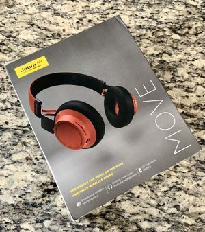 Jabra wireless headphones (never used) for Sale in Saint Paul, MN