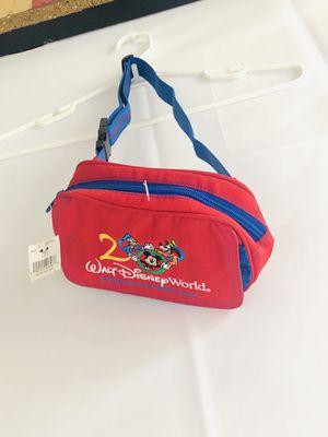 2000 Walt Disney World Kids Fanny Pack vintage new for Sale in Cockeysville, MD