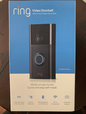 RING DOORBELL for Sale in Upland, CA