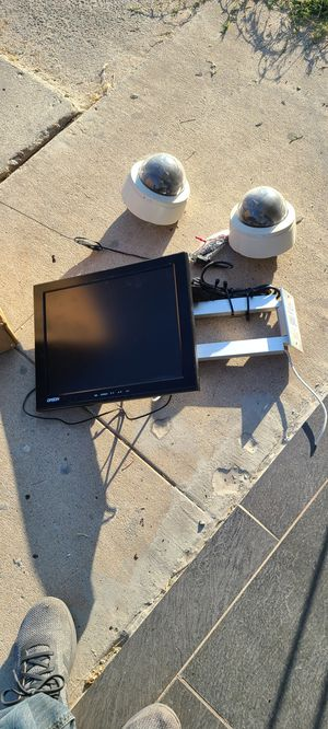 Orion security monitor for Sale in San Diego, CA
