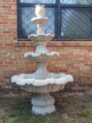 Classico Ornate Fountain for Sale in San Antonio, TX