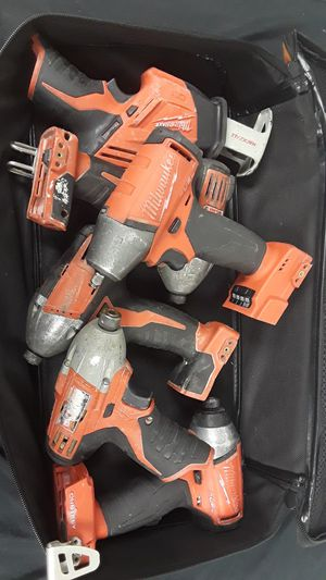 Milwaukee M18 +M12 for Sale in UPR MARLBORO, MD