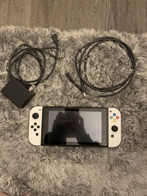 Nintendo switch (RARE) + 25 games for Sale in Long Beach, CA