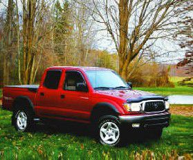 2001 Toyota Tacoma Red for Sale in Tulsa, OK