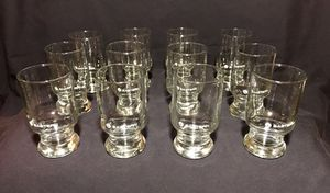 VINTAGE EASTERN AIRLINES TALL SHOT GLASSES! for Sale in Decatur, GA