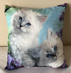 """Accent Pillow-16""""X16""""-Velvet for Sale in San Diego, CA"""