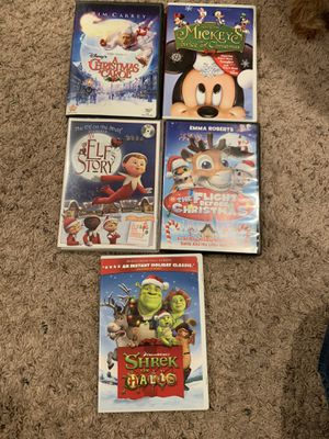 Assorted Christmas Movies for Sale in Grover Beach, CA