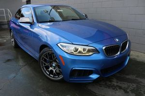 2015 BMW 2 Series for Sale in Fullerton, CA
