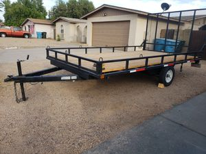 2013 TRAILER 8FT X 15FT for Sale in Phoenix, AZ