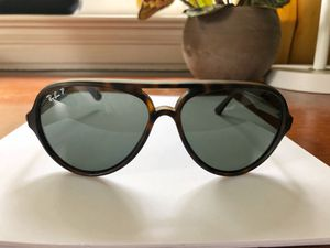 Ray Ban Polarized Tortoise Pilot style. for Sale in Nashville, TN