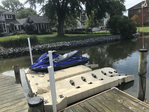 EZ Dock (Jetski Docks, kayak launches, custom dock designs and more!)