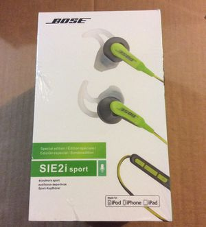 Bose headphones SIE2i for Sale in MD, US
