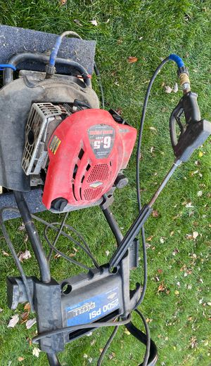 Pending pickup Power washer for Sale in Bolingbrook, IL