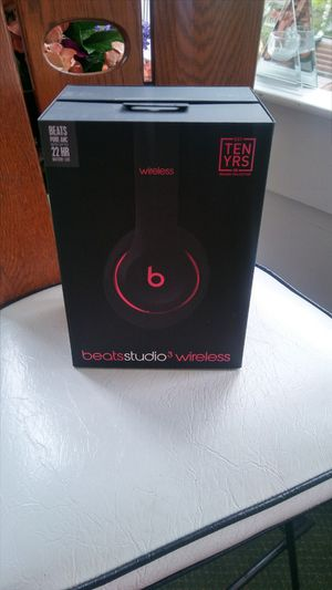 The Beats Decade Collection Studio 3 for Sale in Portsmouth, VA