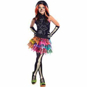 Monster High Girls Halloween Costume: Skelita. Size: 10-12. for Sale in Phoenix, AZ