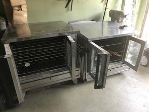 SUNFIRE restaurant ovens for Sale in San Antonio, TX