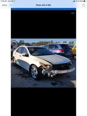 Acura TSX Parts 2009 for Sale in Opa-locka, FL
