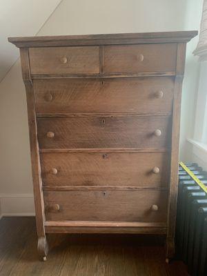 Vintage empire dresser for Sale in Bristol, CT