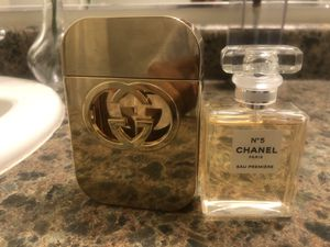 Chanel perfume and Gucci Guilty for Sale in Phoenix, AZ