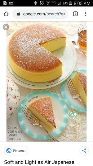 Japanese Cheesecake for Sale in Tamarac, FL