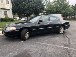 2007 Lincoln Town Car Signature Limited for Sale in Alexandria, VA