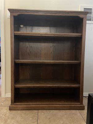 Mid-Century Wooden Shelf and Book Case for Sale in Ventura, CA