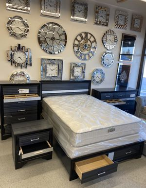 Furniture mattress- 🔥🔥Queen Mattress + Box 🔥🔥 for Sale in North Highlands, CA