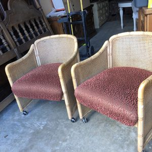 Vintage Chairs Set for Sale in Houston, TX