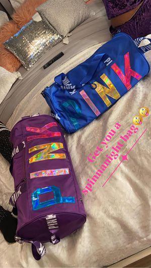 Pink duffle bags for Sale in Wichita, KS