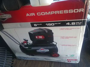 Air compressor 8gal for Sale in Burlington, NC