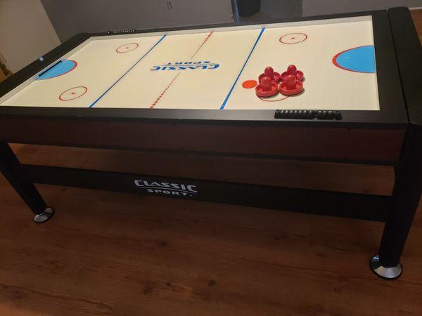 Pool /Air Hockey table