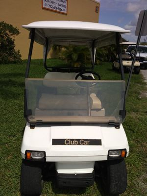 07' club car. 48 volts with auto charger ! for Sale in Port St. Lucie, FL