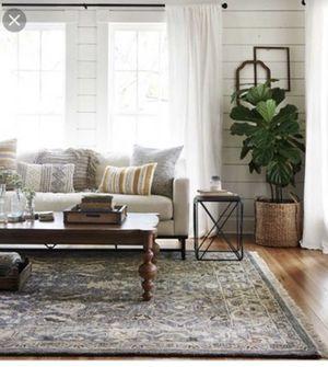New wool magnolia home rug. for Sale in Chesapeake, VA