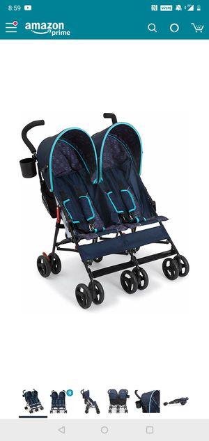 Double stroller new for Sale in San Jose, CA