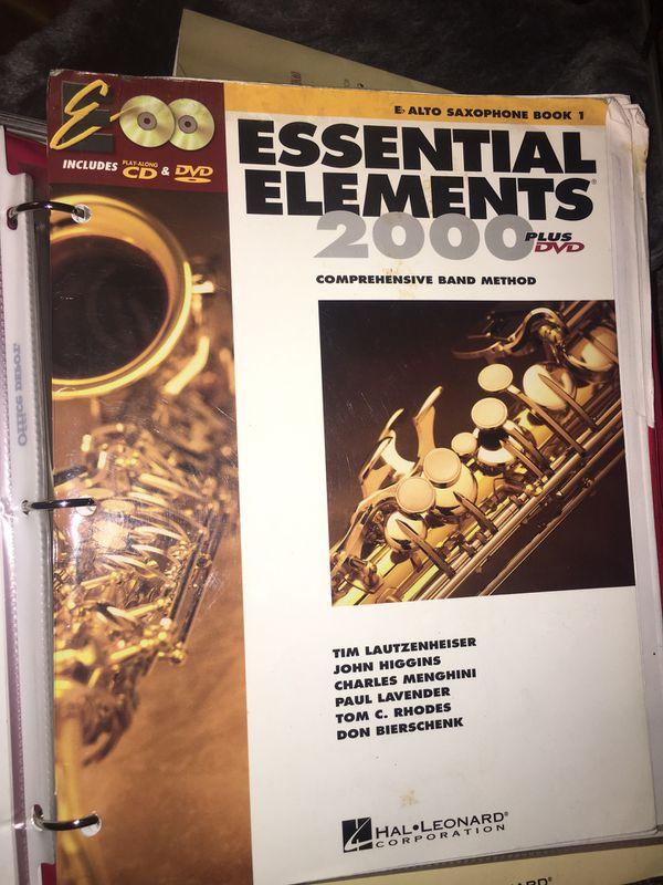 Saxophone & Flute Beginner Bundle