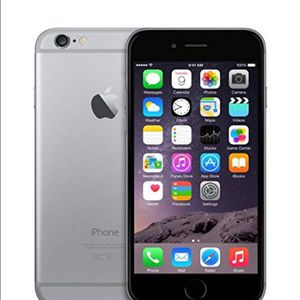 space grey iPhone 6 no cracks no iCloud lock carrier: sprint/ boost mobile for Sale in Saint Paul, MN
