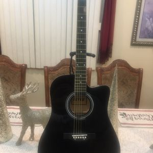 Fever Electric Acoustic Guitar With Metal Strings for Sale in Commerce, CA