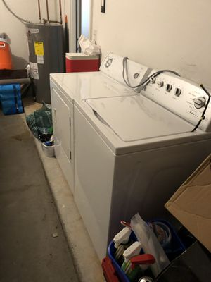 Washer and dryer for sale for Sale in Lawrenceville, GA