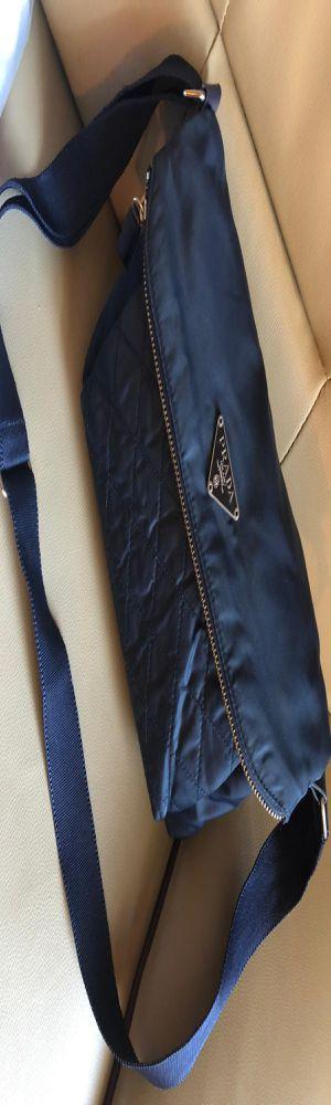 Blue nylon bag for Sale in Snellville, GA
